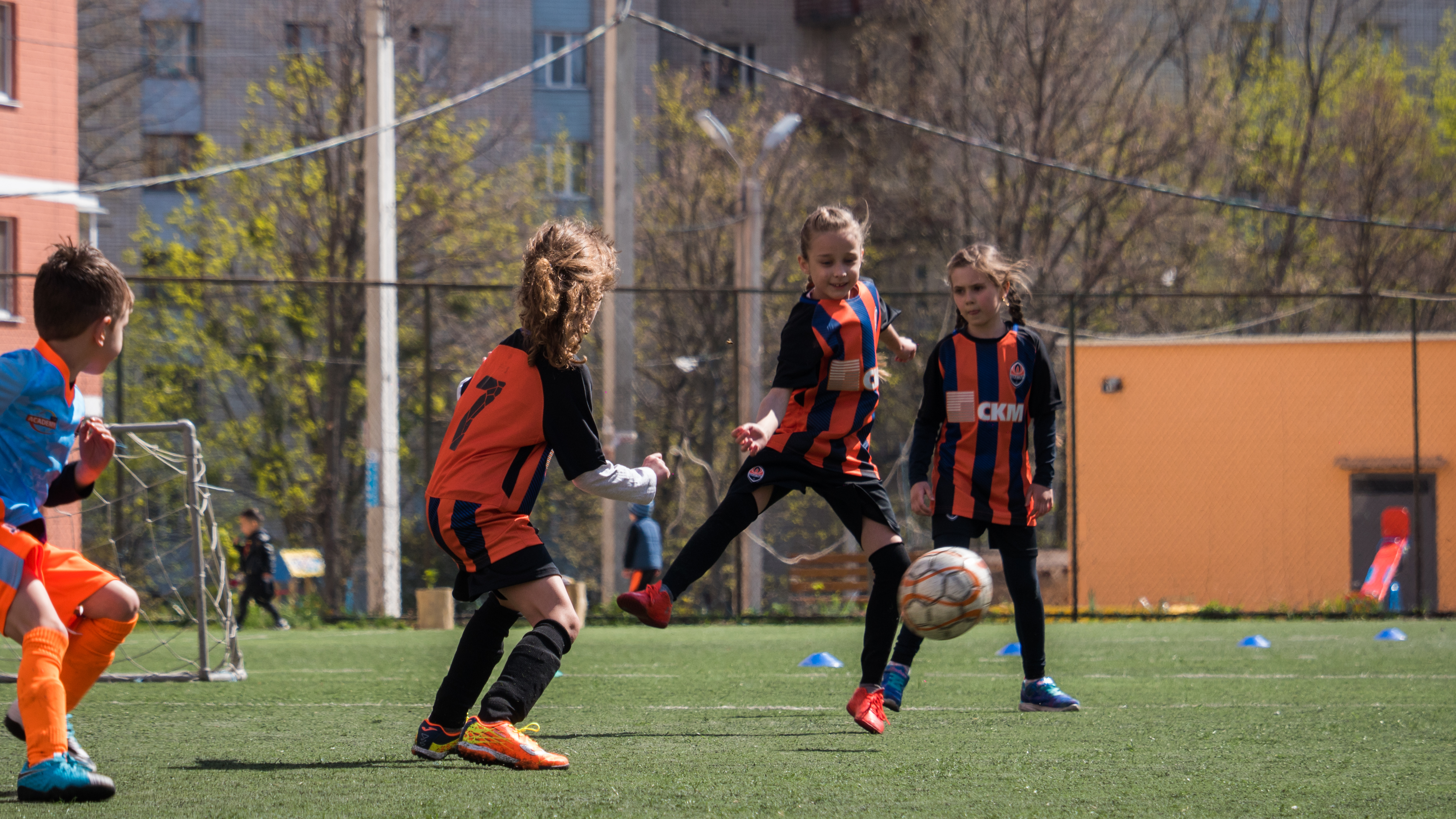 UNFPA Ukraine | Football for girls: how we overcome stereotypes